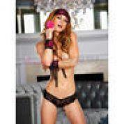 Комплект для романтичной девушки из 5 предметов pink seduction<p>One Size (40-48)</p>