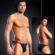 Мужские стринг-бикини черного цвета L/XL (48-50)
